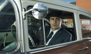 James Franco as Jake in 11.22.63: 'complicated, even for a first episode'.