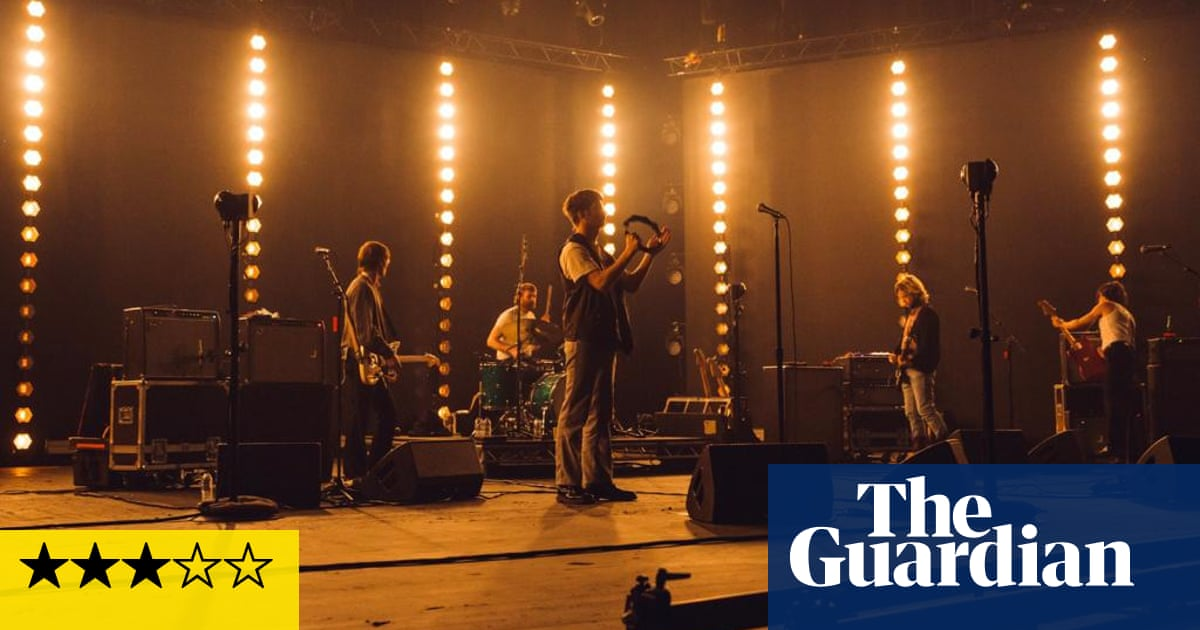Fontaines DC review – post-punk in 360-degree VR