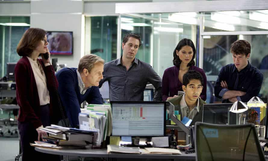 The last thing anybody wants from the media in 2019 ... The Newsroom.