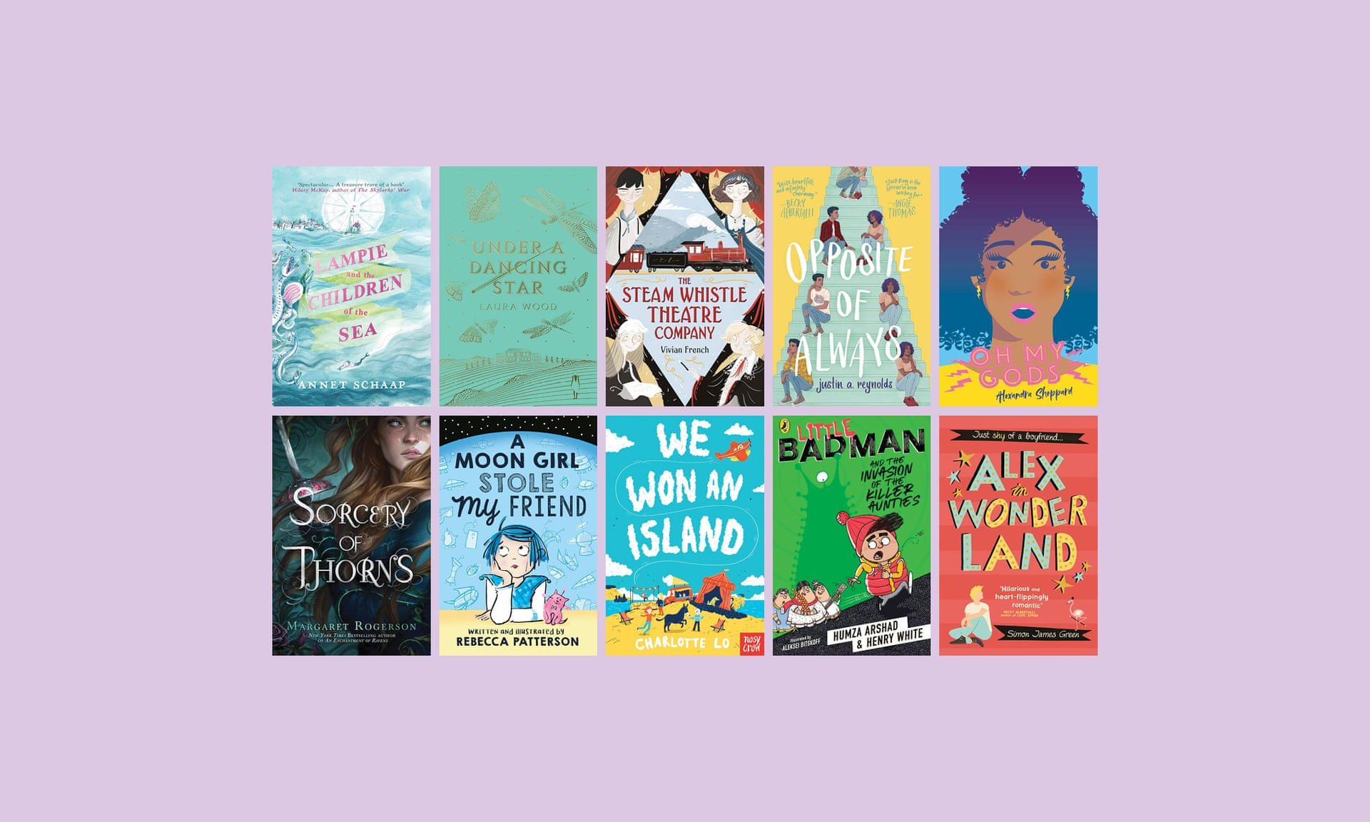 Summer reading – 100 best holiday books for 2019 | Books | The Guardian