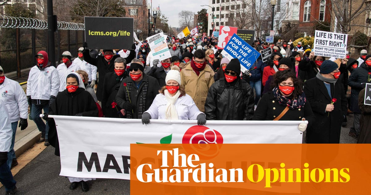There's a straight line from US racial segregation to the antiabortion movement