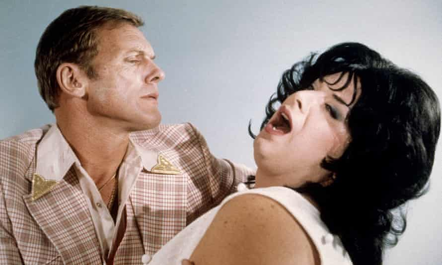 Tab Hunter in Polyester, 1981, with Divine. In 2005, Hunter came out officially with his memoir, Tab Hunter Confidential: The Making of a Movie Star, in which he mentioned past lovers such as Anthony Perkins.