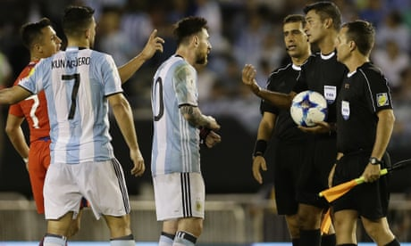 Fifa rescinds Lionel Messi's four-match ban for swearing at official
