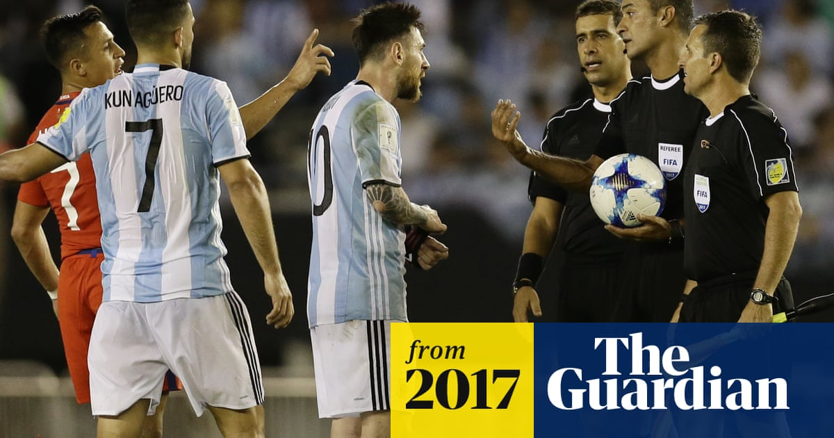 711beaf00 Fifa rescinds Lionel Messi s four-match ban for swearing at official ...