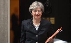 As home secretary Theresa May promoted a 'hostile environment' policy on migrants.