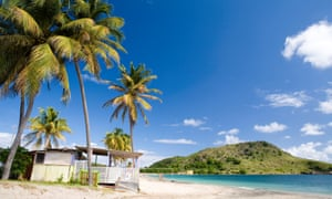 Nevis has a population of just 11,000.