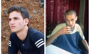 Before and after: a Saydnaya detainee