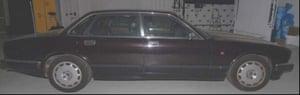 Jaguar car connected with the Madeleine McCann suspect.