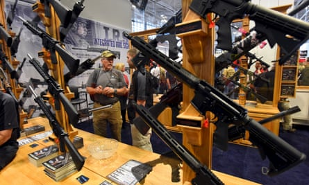 National Rifle Association's annual meeting