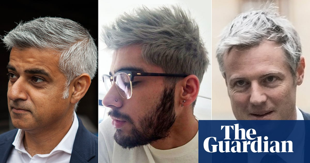 Grey And Proud The Hairstyle Trend Where Millennials And Middle