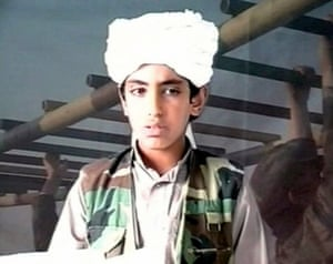 Osama bin Laden's son Hamzah