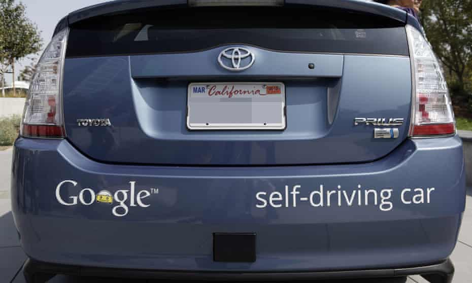 Google's self-driving cars are part of the company's concept for cities more responsive to people's needs.