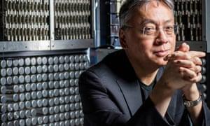 Kazuo Ishiguro, winner of the Nobel prize in literature 2017