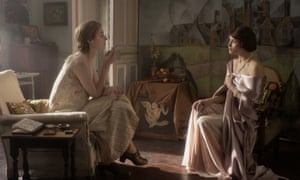 Gemma Arterton in upcoming Vita And Virginia.