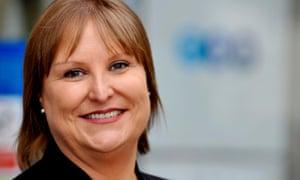 Alison Brittain, new Whitbread chief executive.