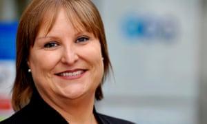 Alison Brittain, chief executive of Whitbread.