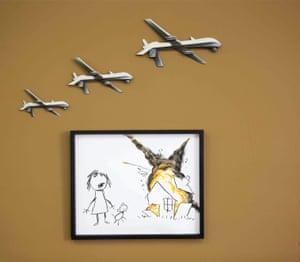Civilian Drone Strike