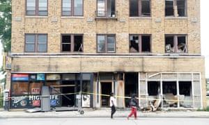 Milwaukee damage