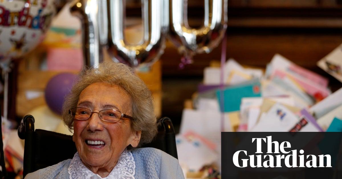 Winnie Blagden Celebrates Her 100th Birthday In May