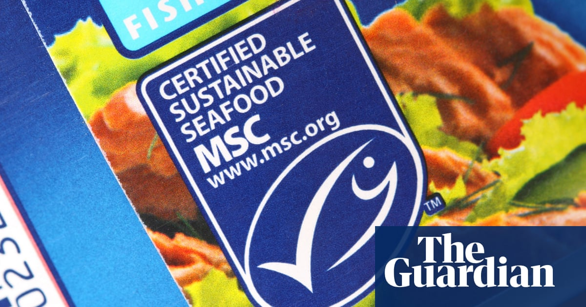 Blue ticked off: the controversy over the MSC fish 'ecolabel'