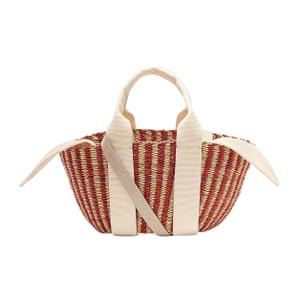 Basket bag, £125, by Muuñ, matchesfashion.com.