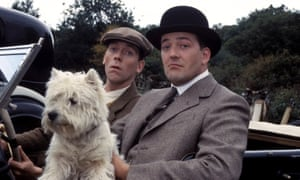 A spot of Wodehouse (whose Jeeves and Wooster are here personified by Stephen Fry and Hugh Laurie) is recommended by Tim Lott.