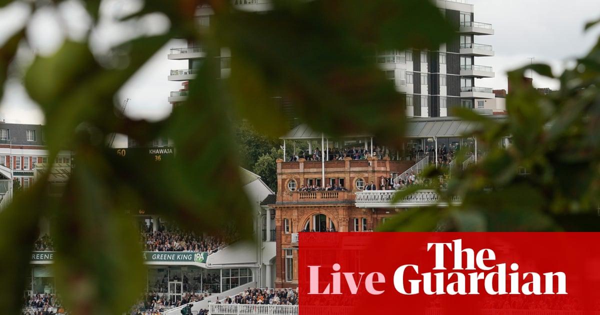 Ashes 2019: England v Australia second Test, day four – live