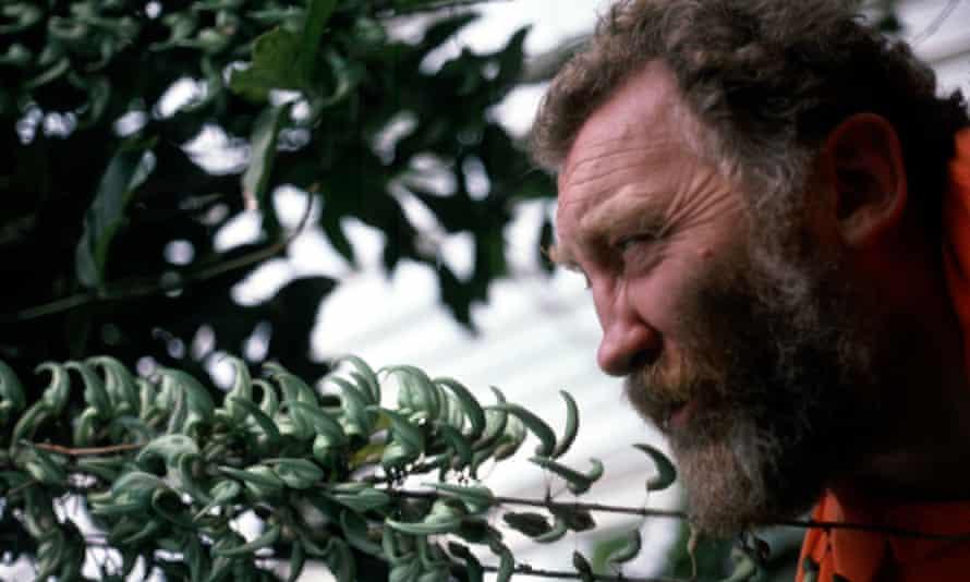Bellamy in his 1978 series Botanic Man.