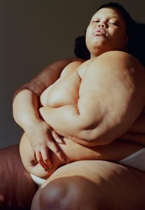 Yolanda Y. Liou - Third Prize winner Her portrait of model, plus size advocate and Instagram influencer, Enam Ewura Adjoa Asiama.