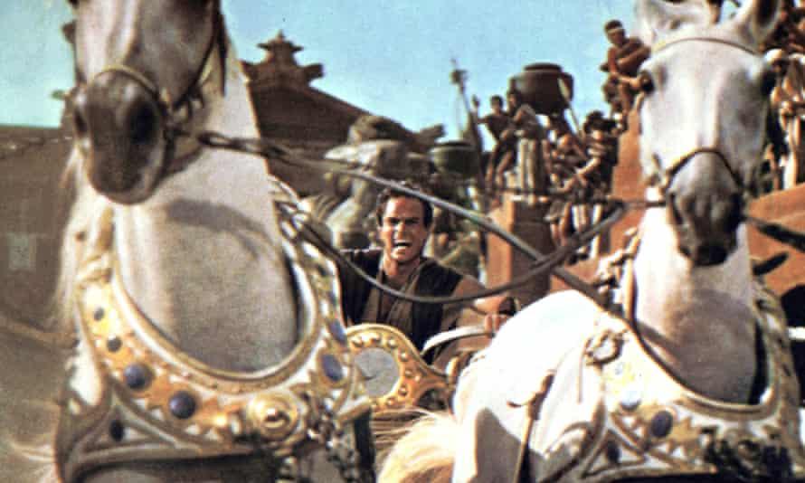 Charlton Heston Beh-Hur 1959