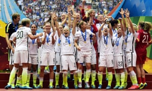 The US won the World Cup in 2015, but only one team has successfully retained the trophy.
