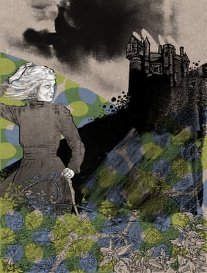 "Cathy Brett Leatherhead, UK'""Oh, bother!"" wailed Sophie. She was up in the hills again. The crooked black shape of the castle was drifting peacefully nearby.'"