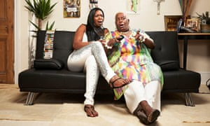 Sandy and Sandra from Gogglebox.