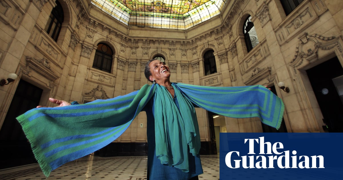 'My mission has been accomplished': how Susana Baca resurrected Afro-Peruvian music