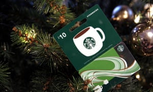 When is a Starbucks not a Starbucks? When it comes to using a gift card.