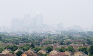 An Ultra Low Emission Zone will be introduced in London.