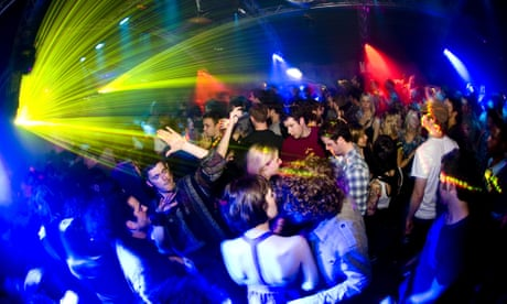 UK's nightclubs suffer as young people seek less hedonistic pursuits
