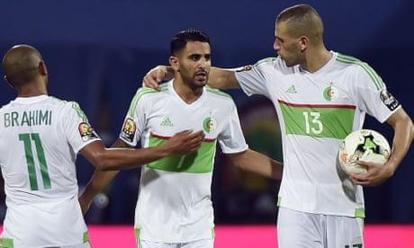 Algeria v Tunisia: Afcon 2017 –live!