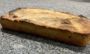 Liselle's sourdough loaf.