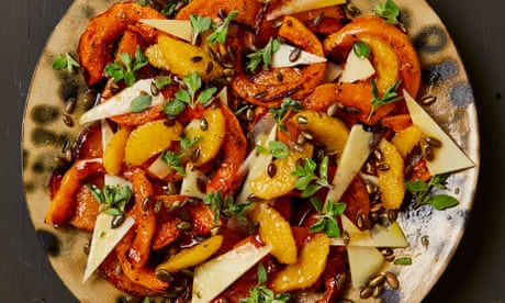 Yotam Ottolenghi's recipes for butternut squash