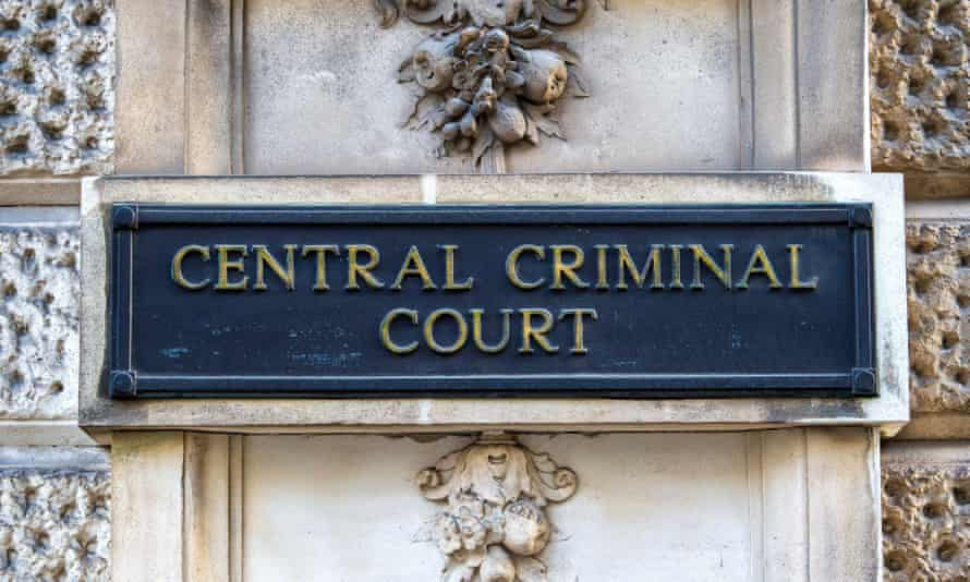 The Central Criminal Court in London.