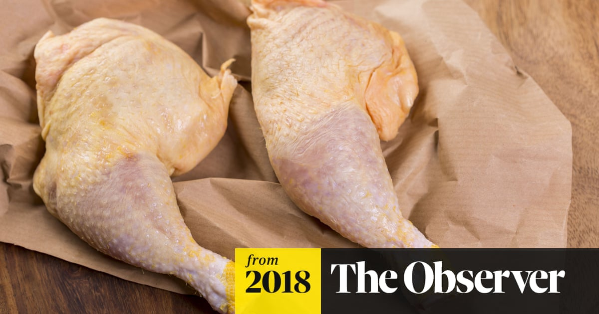 Chicken safety fear as chlorine washing fails bacteria tests