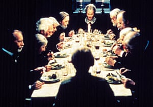Acheiving more with less … Babette's Feast.
