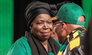 Nkosazana Dlamini is another candidate to replace the president