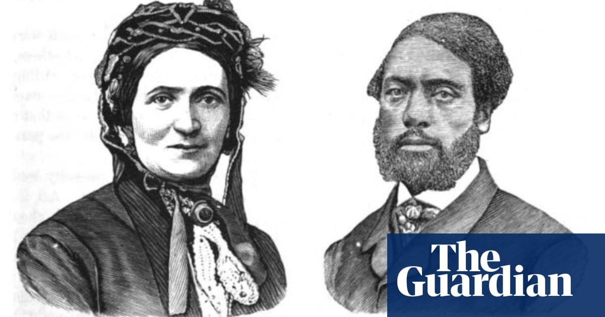 London home of couple who escaped slavery in US gets blue plaque