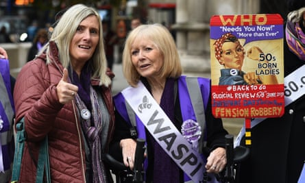 Campaigners outside the Royal Courts of Justice in London before the ruling