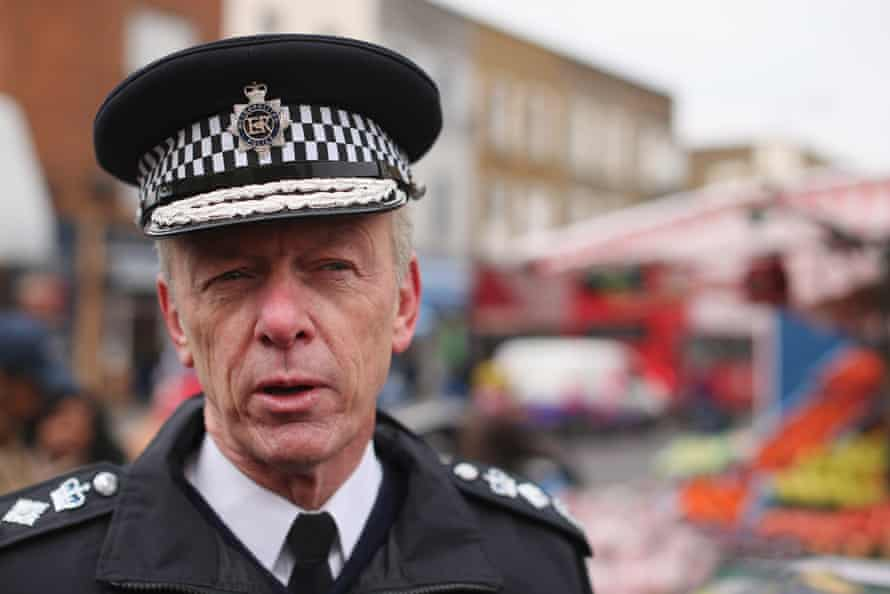 Bernard Hogan-Howe: 'For me as a police officer, the secrecy of membership is a concern. I think police officers should be transparent.'