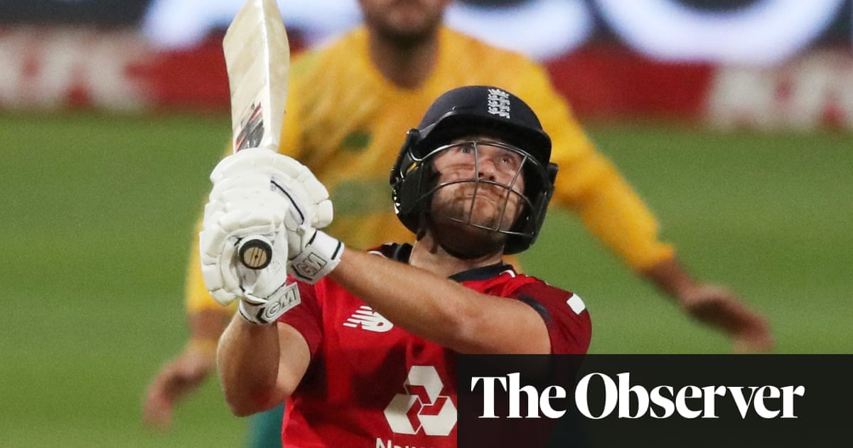 Dawid Malan: I'm proud of being No 1 but it guarantees nothing - the guardian