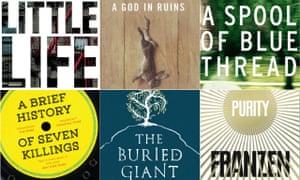 readers' best books 2015