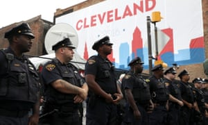 Cleveland's police